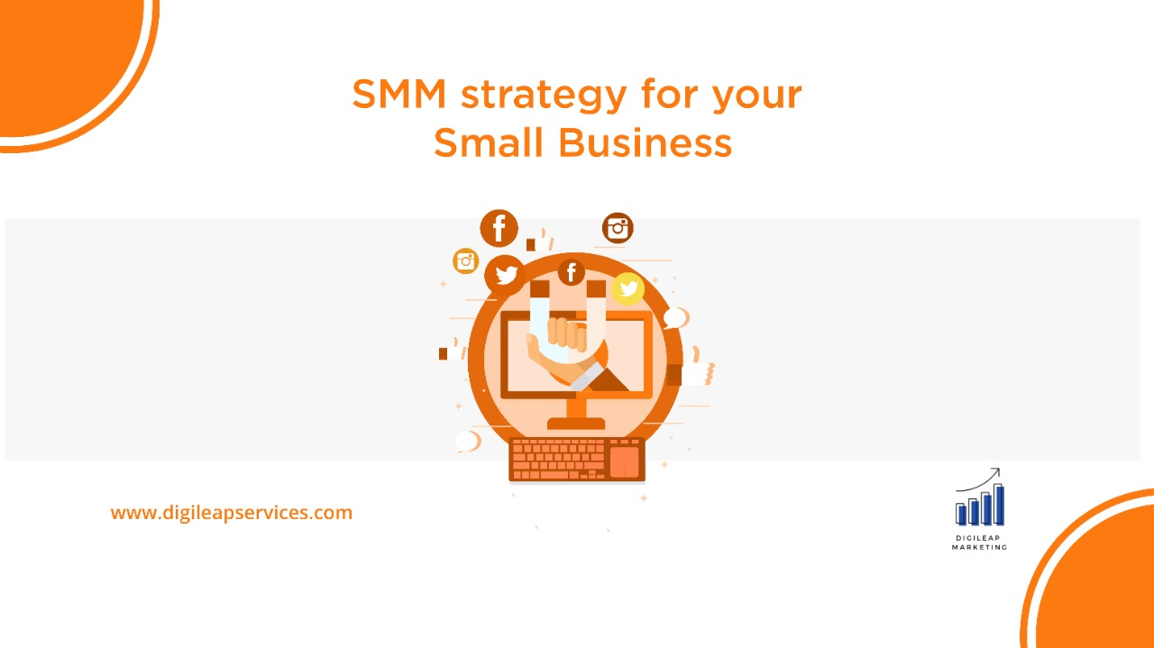 Digital marketing, SMM strategy for your small business, small business, SMM strategy, strategy