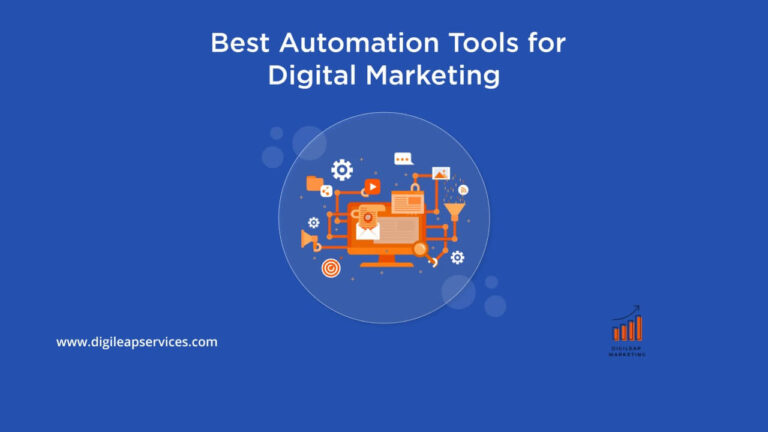 Best automation tools for digital marketing
