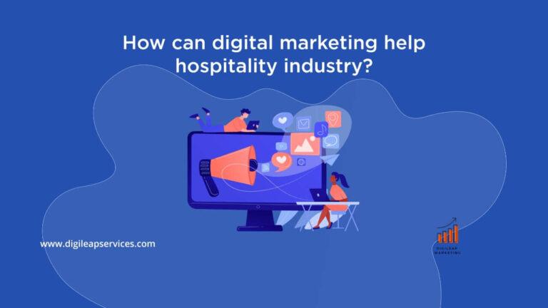 How can digital marketing help hospitality industry?