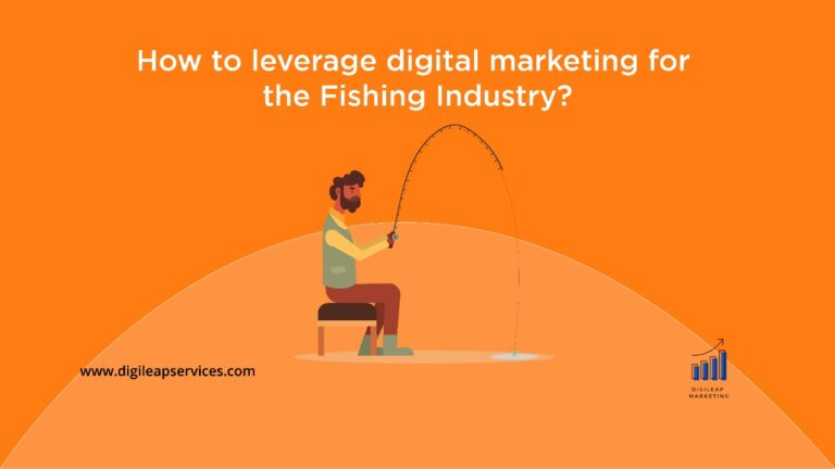 How to leverage digital marketing for the fishing industry?