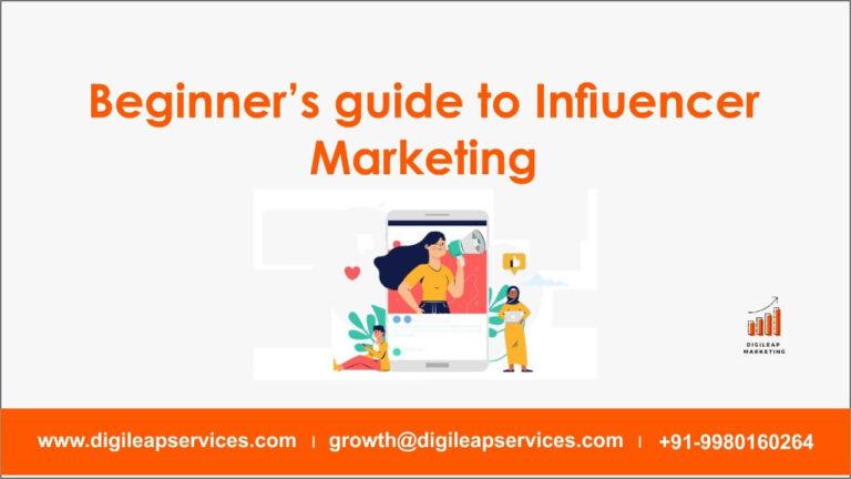 Beginner's guide to influencer marketing