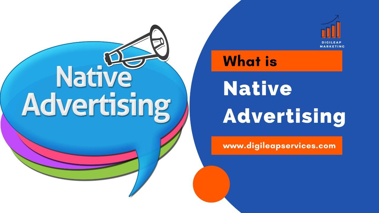 Digital marketing, What is native advertisement and its tools, tools, native advertisement, advertisement
