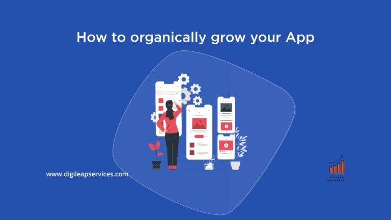 How to organically grow your app?